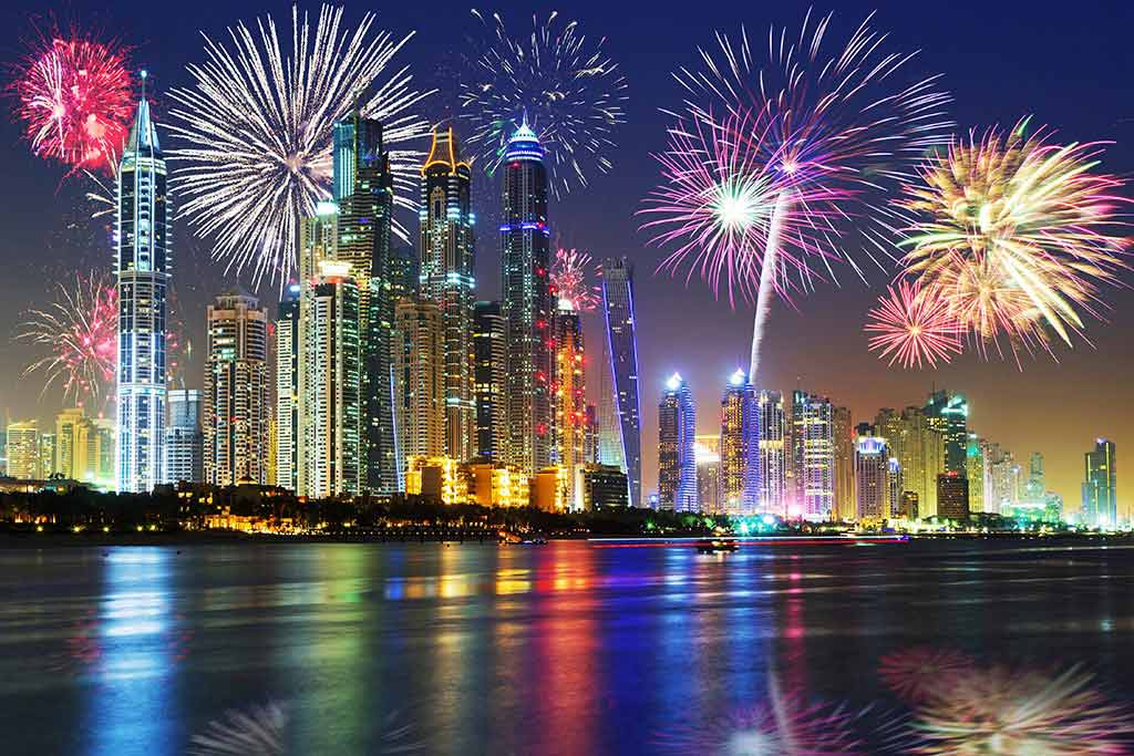 nye in dubai