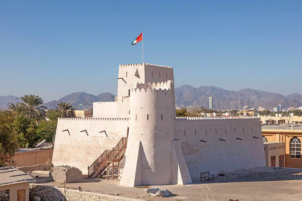 Kalba fort