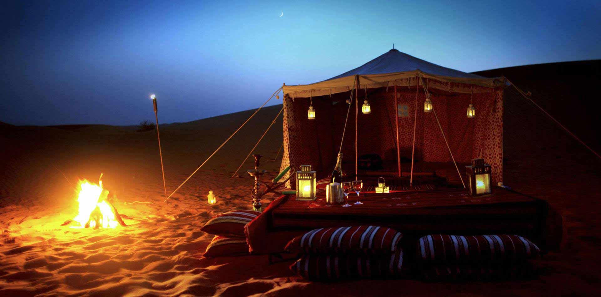 New Year eve in Desert Safari Dubai
