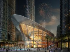Opera House in Dubai