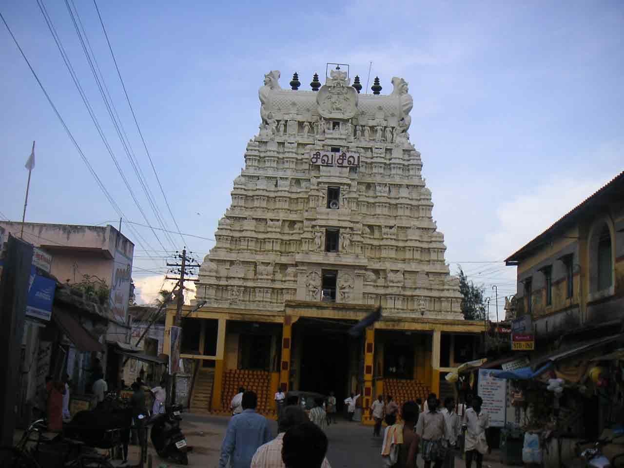 Rameshwaram Temple Tamil Nadu