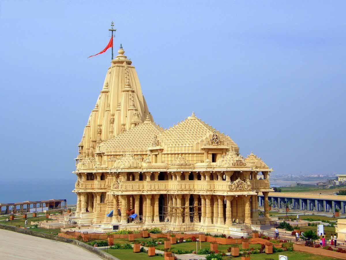somnath temple saurashtra