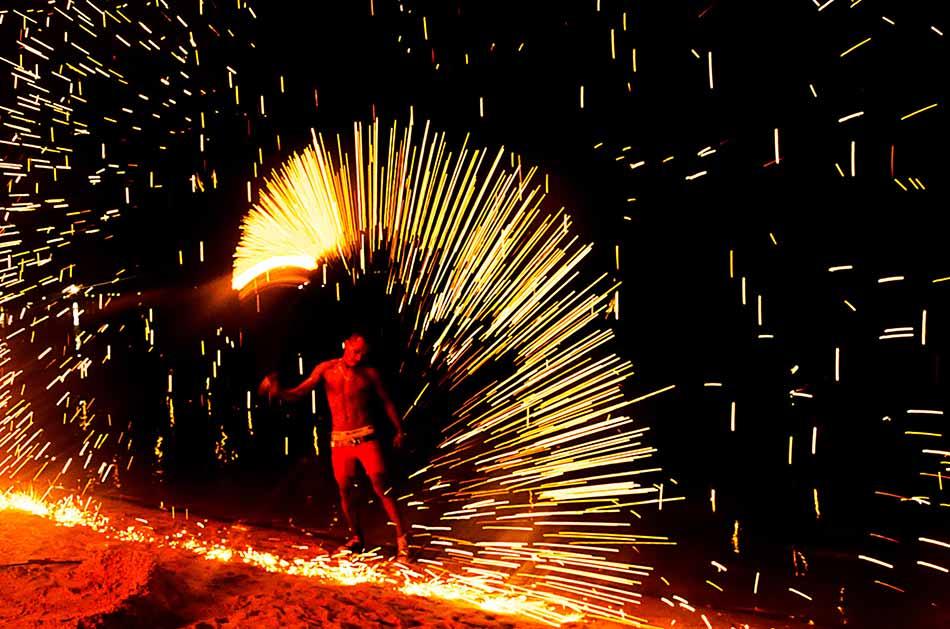 fire-work