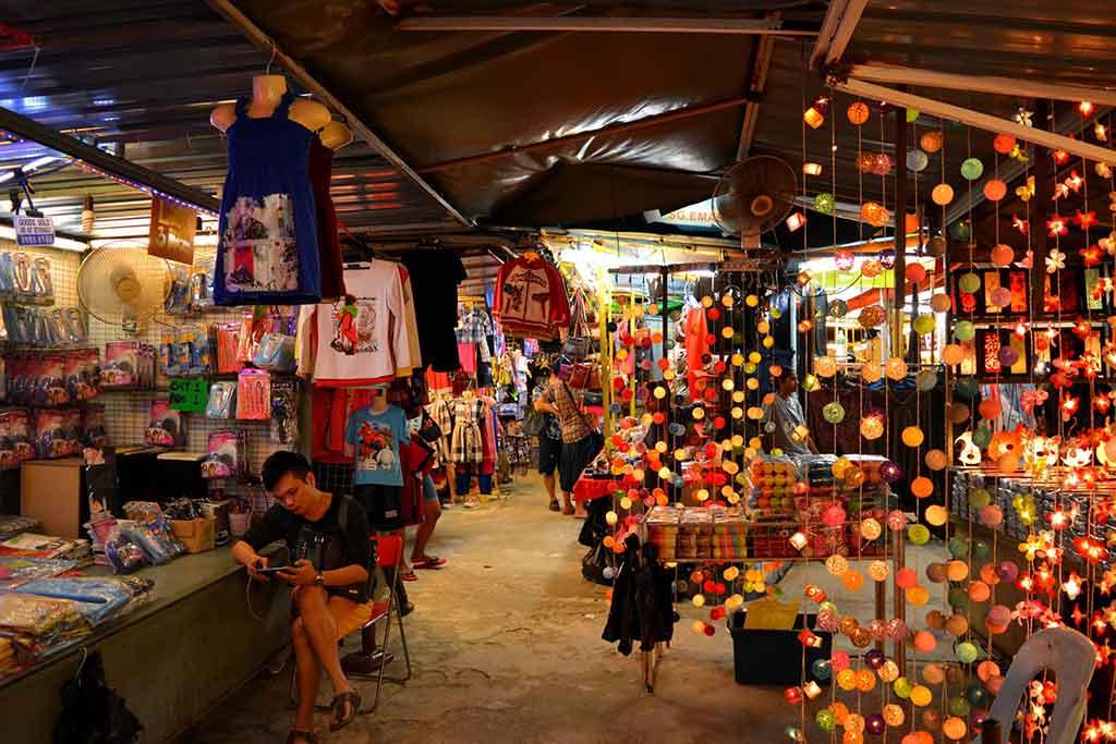 Tempat Shopping Seru di Penang
