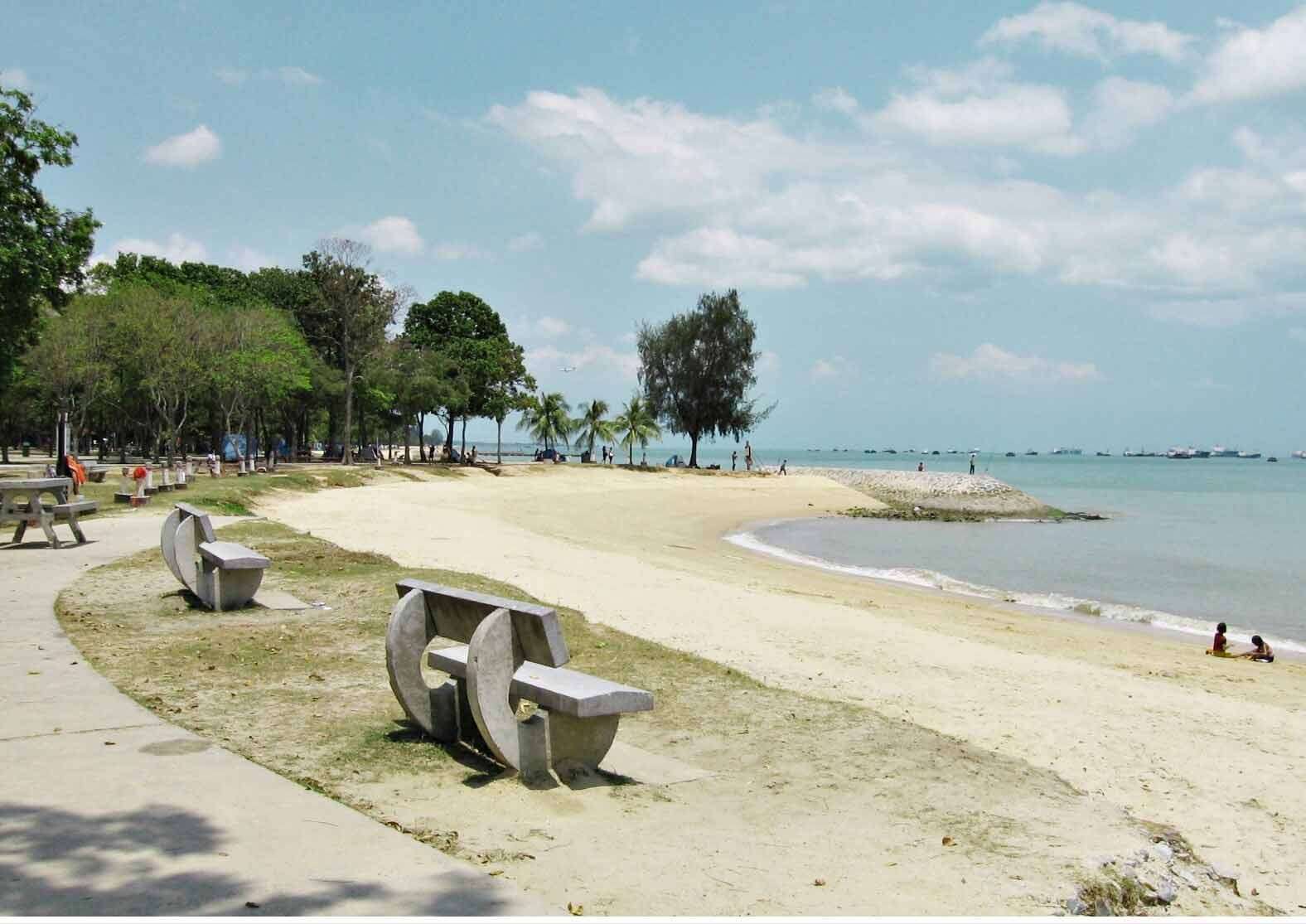 Beautiful Beaches of Singapore that Makes You Forget the World