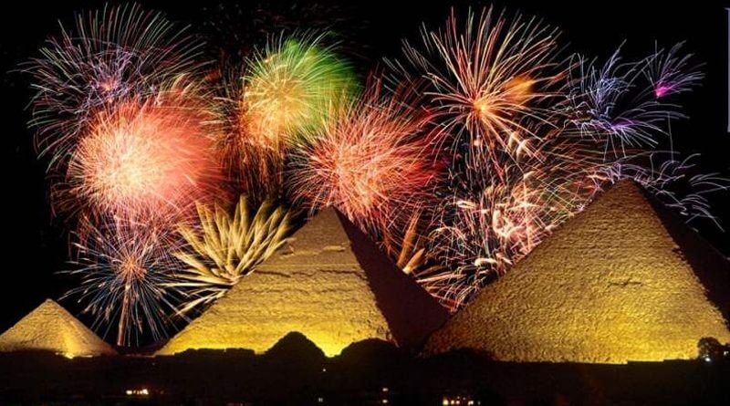cairo egypt new year