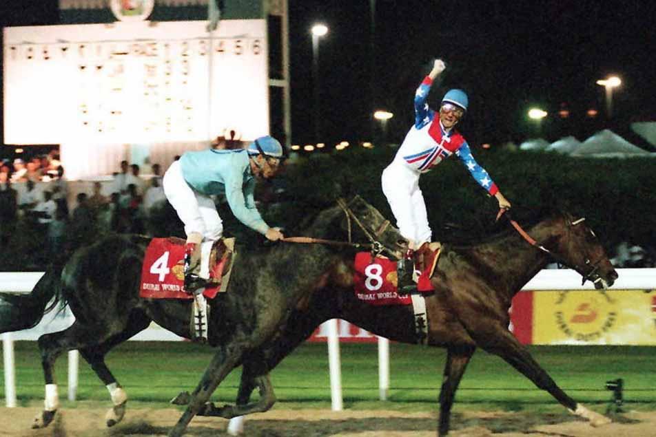 Dubai World Cup 1996