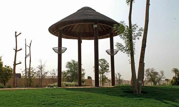Inside Dubai Safari Park