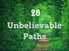 unbelievable paths