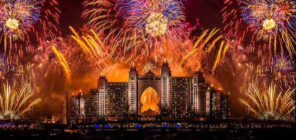 best new year fireworks
