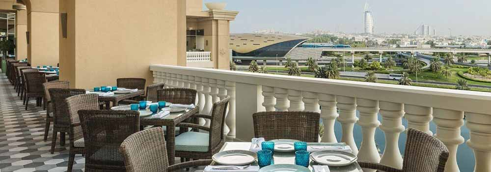 Besh Restaurant Dubai