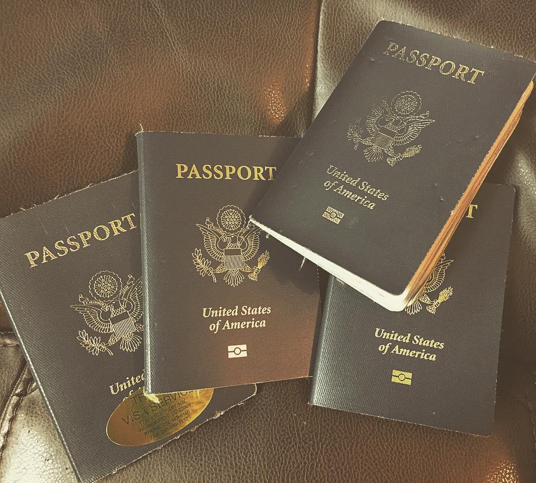 Cassandra De Pecol Passport