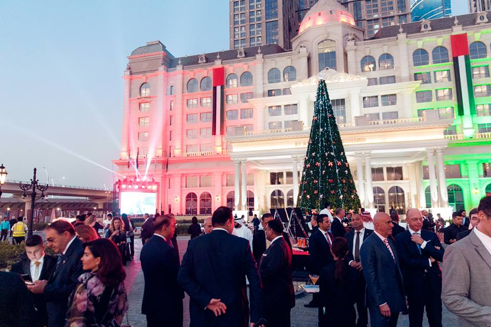 Christmas Market at Al Habtoor City Hotels