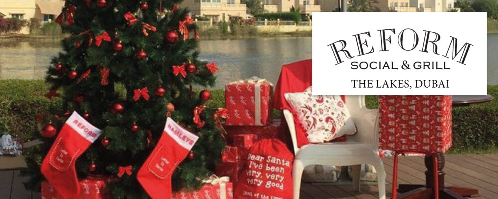 Christmas Market at Reform Social and Grill