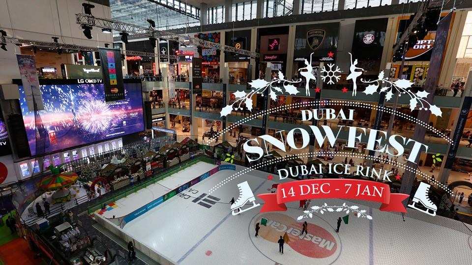 Dubai Snowfest