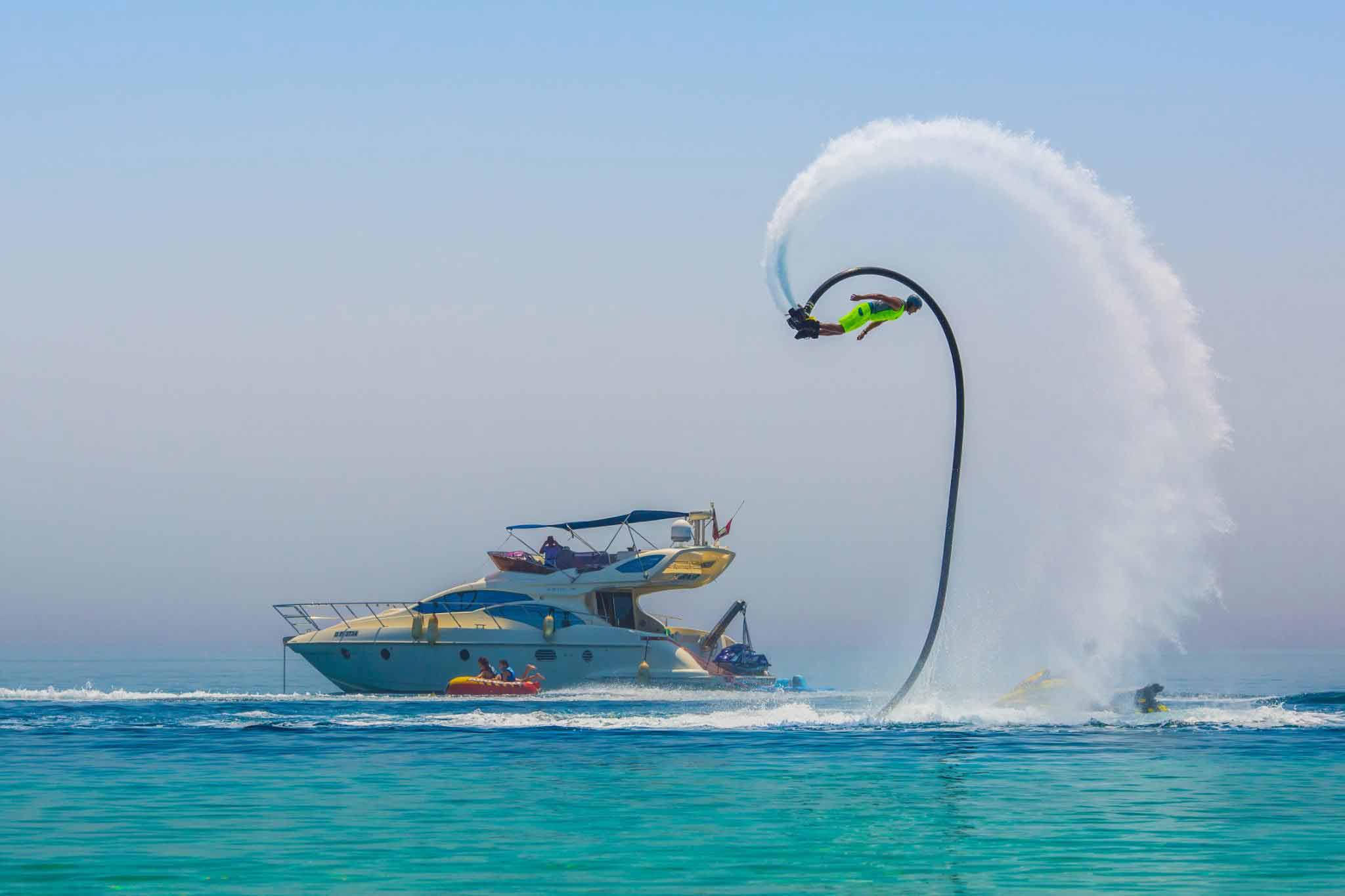Flyboard in Dubai