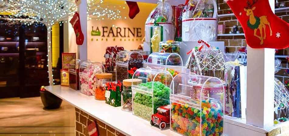 La Farine Festive Market at JW Marriott Marquis Dubai