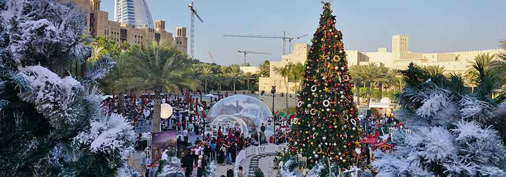 Best Places In Dubai To Spend Christmas Time - Best places to vacation at christmas time