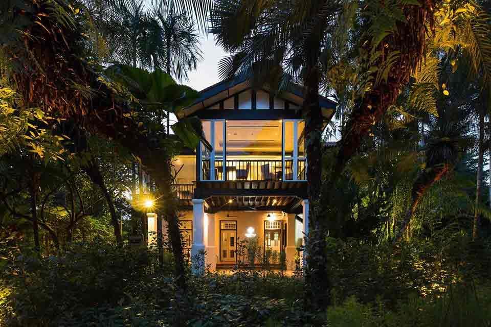 The Corner House Singapore