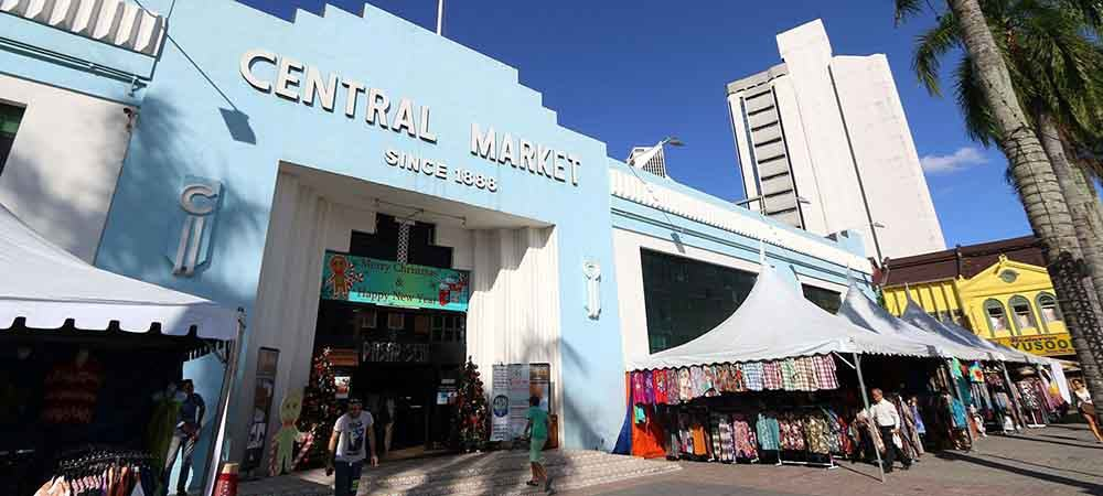central market of Kuala Lumpur