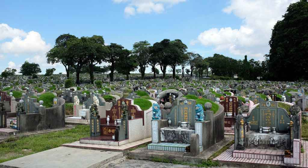 choa chu kang cemetery singapore