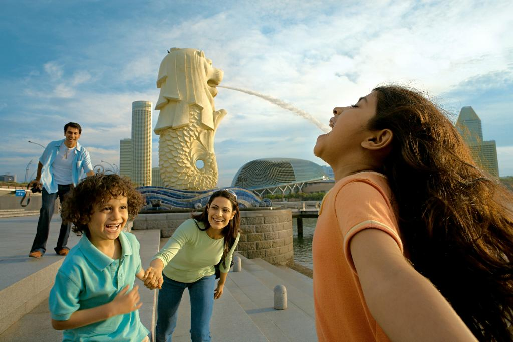 Free Singapore Tour from Changi Airport