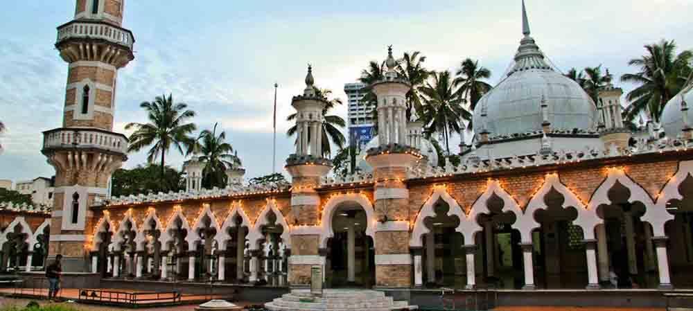 masjid jamek kuala lumpur