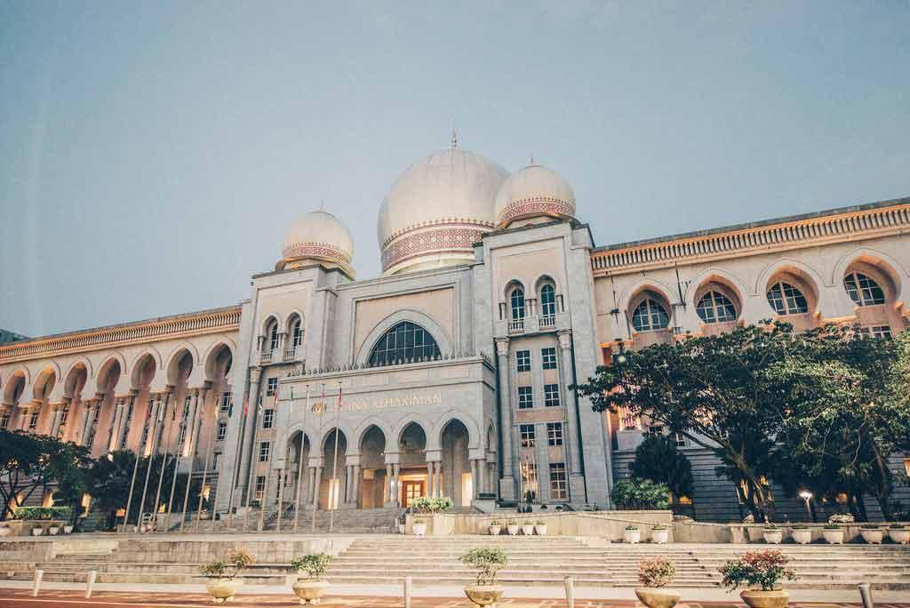 palace of justice putrajaya