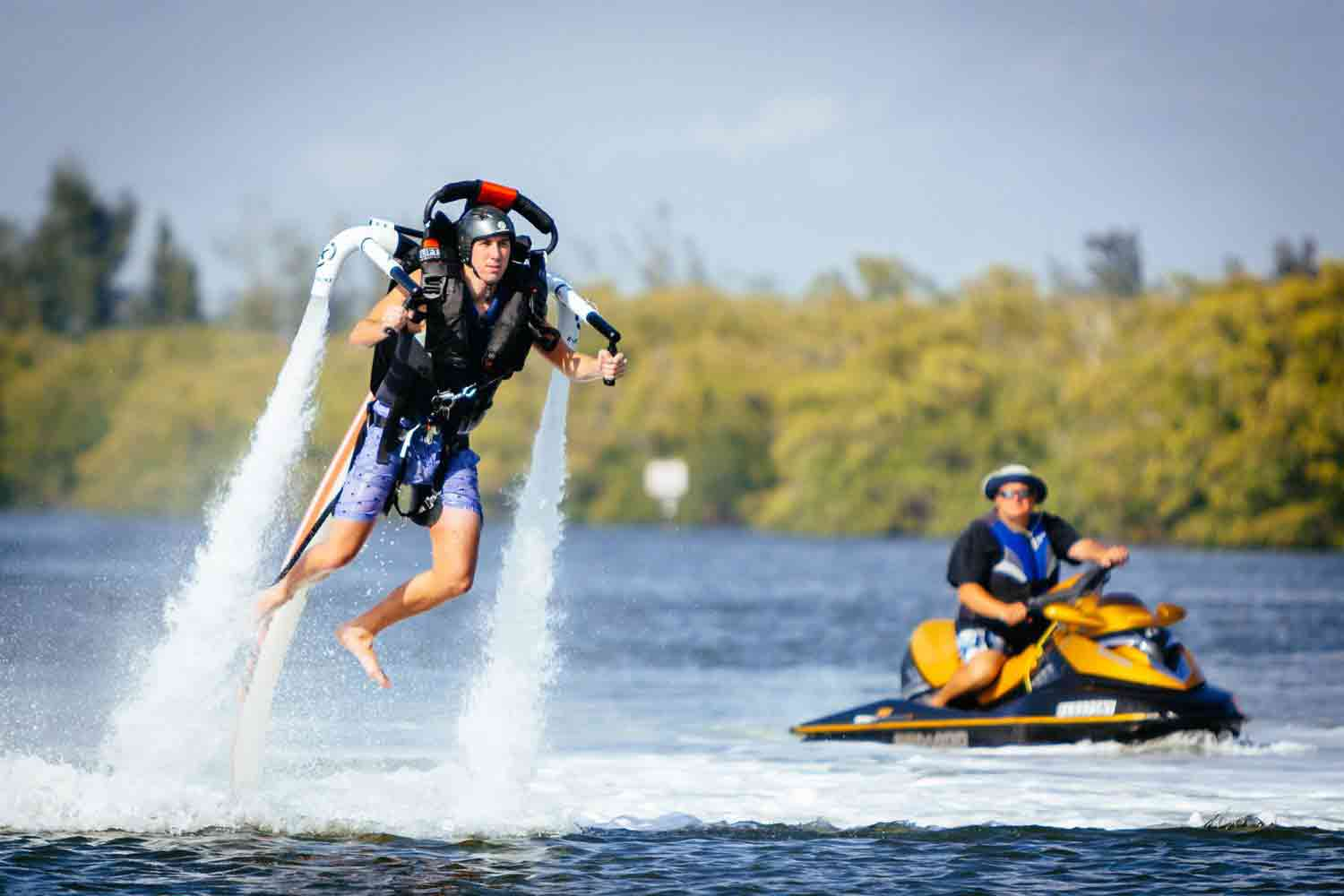 water jet pack dubai