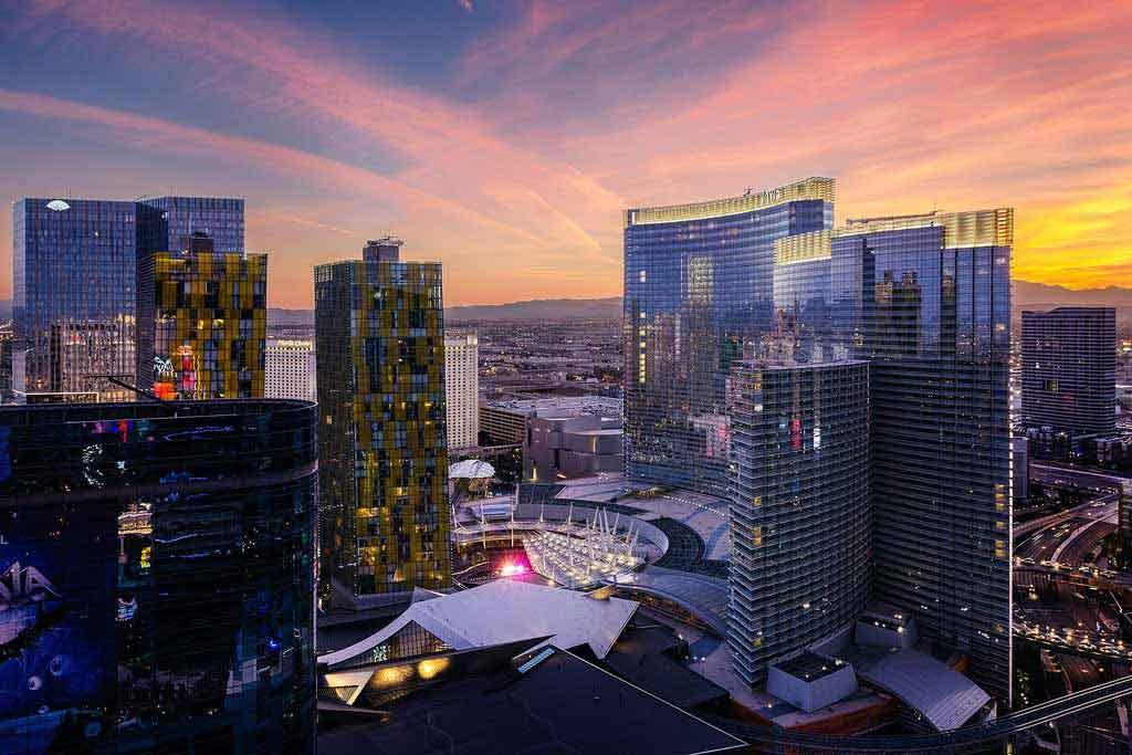 Las Vegas Boulevard USA