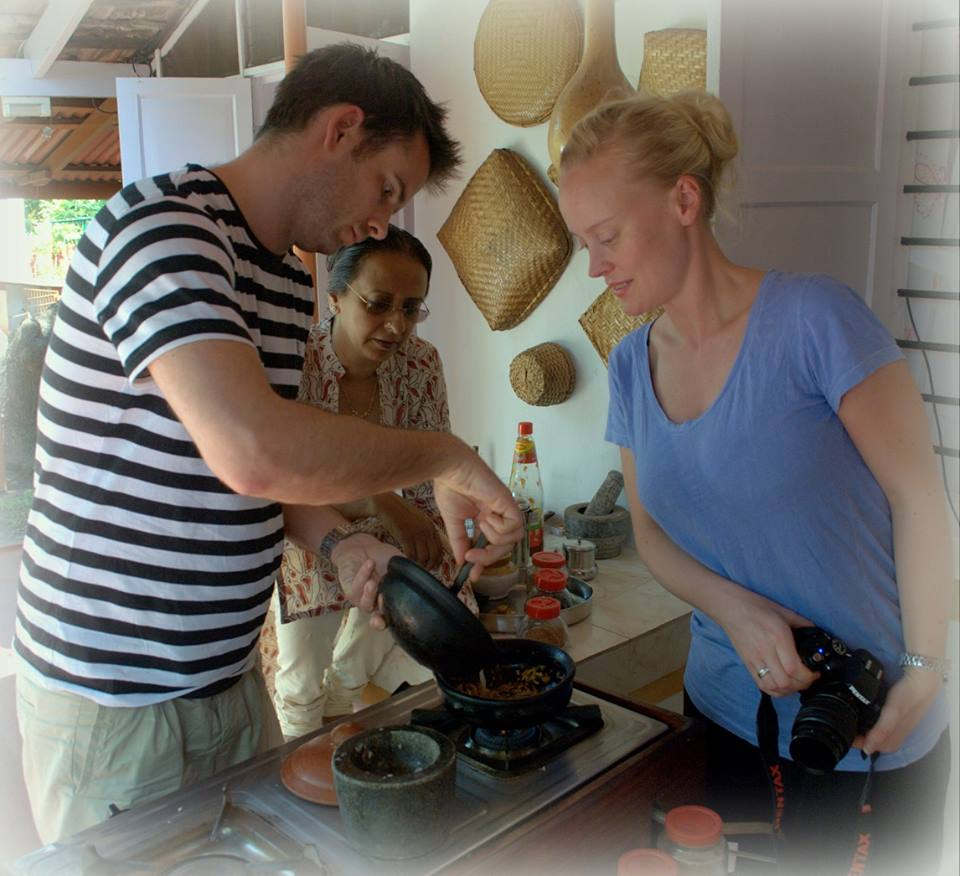 cooking lesson in kerala