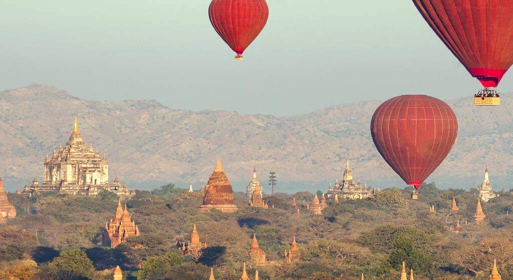 Bagan, Myanmarr