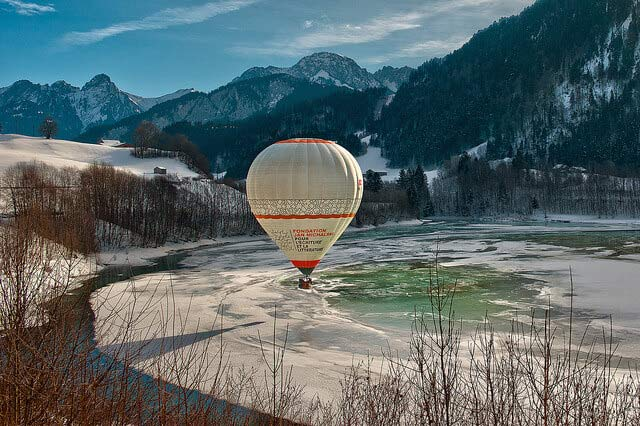 Ch+óteau-d'Oex, Switzerland