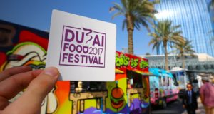 Dubai Food Festival 2017