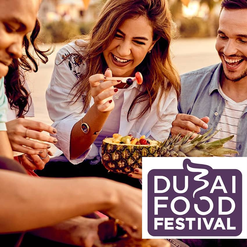 Food Festival in Dubai