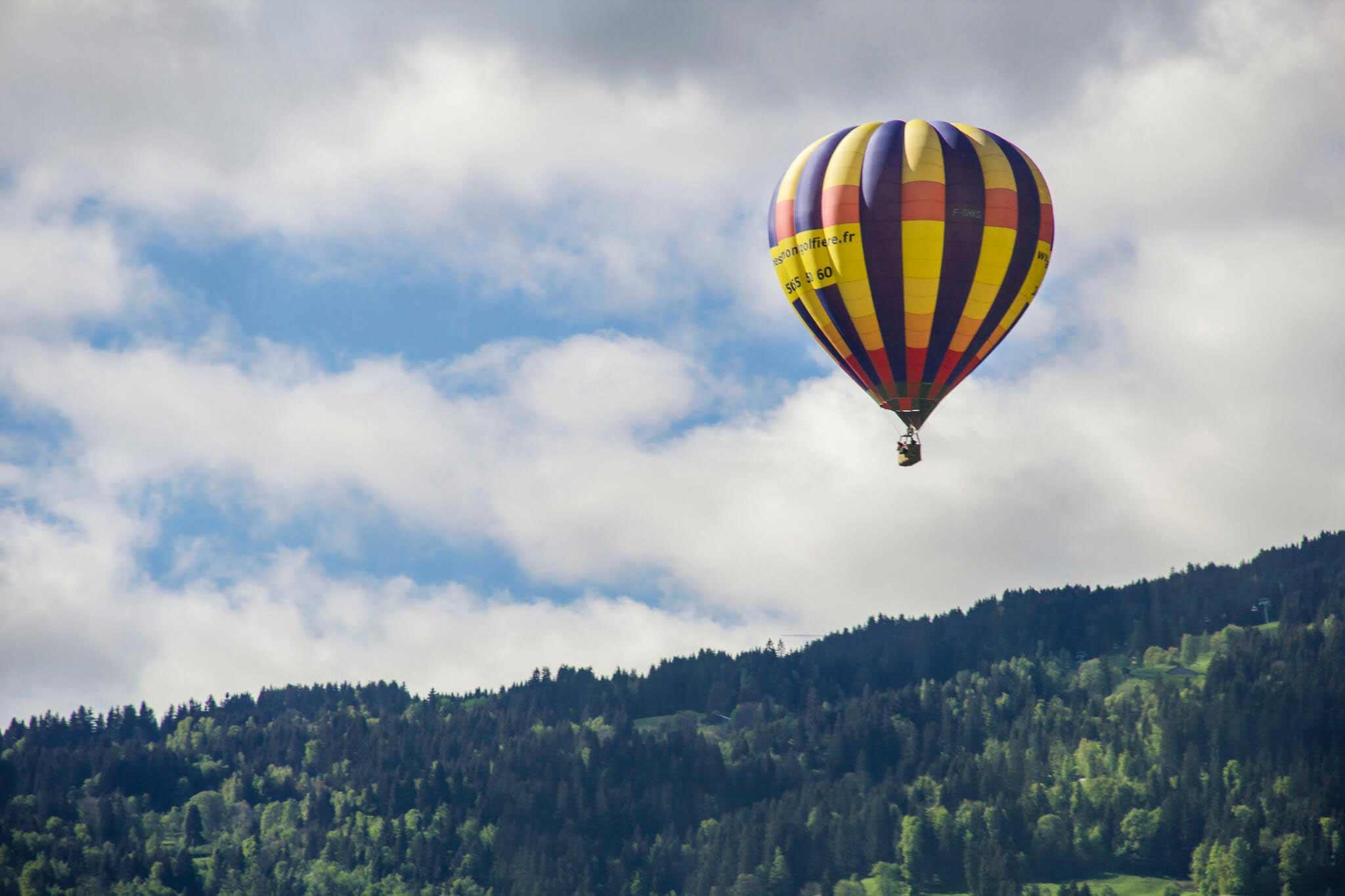 World\'s Top 10 Hot Air Balloon Rides