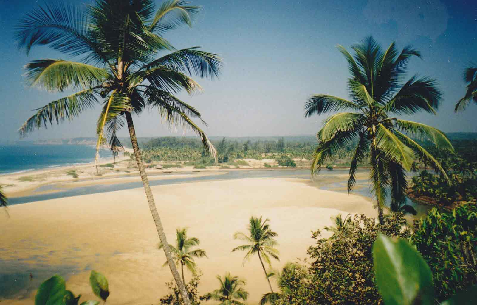 Querim Beach Goa