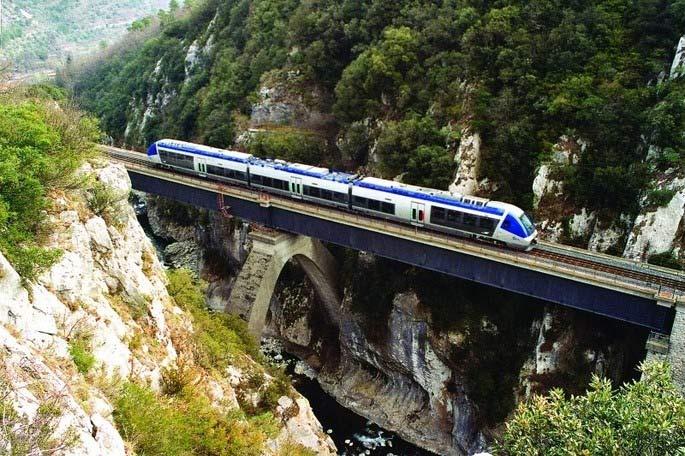 Nice Cuneo Line France