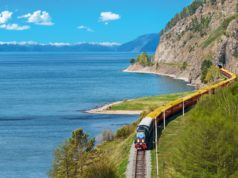 The Trans Siberian Train Russia