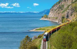 The Trans Siberian Train Russia