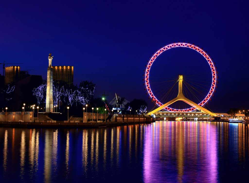 tianjin eye china