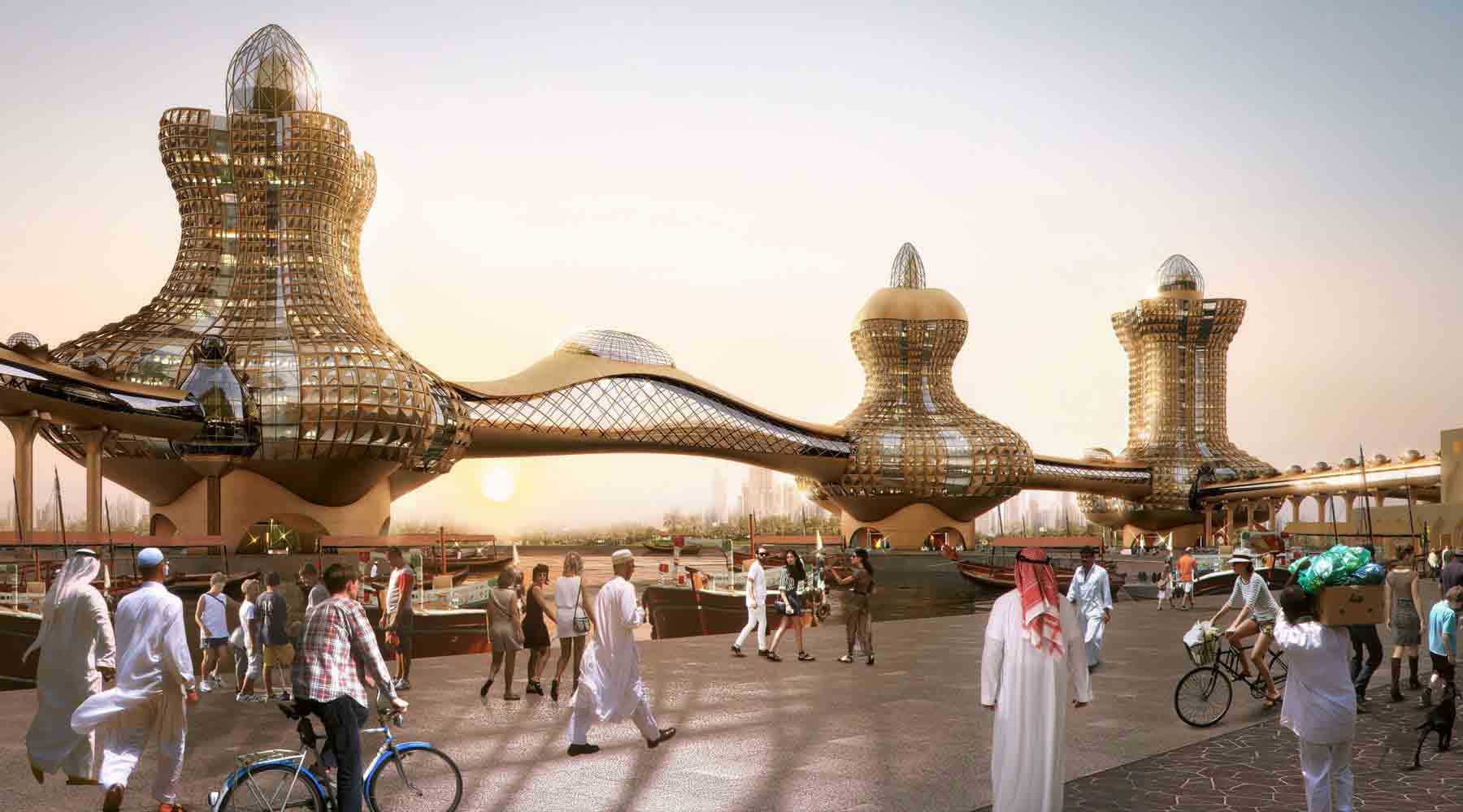 Dubais Magnificent New Upcoming Tourist Attractions