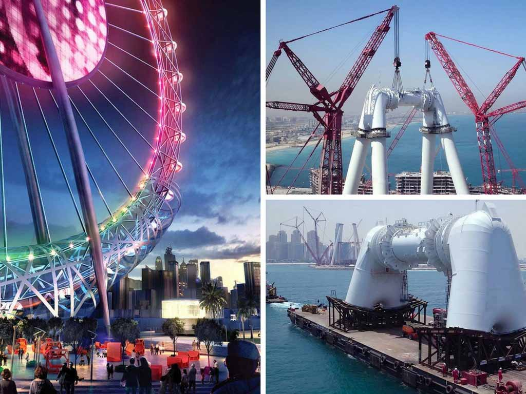 Dubai Ferris Wheel