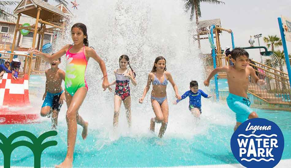 Laguna Water Park in Dubai