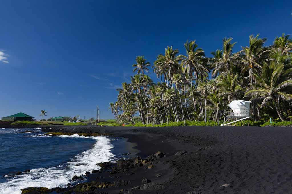 12 Most Beautiful Black Sand Beaches In The World
