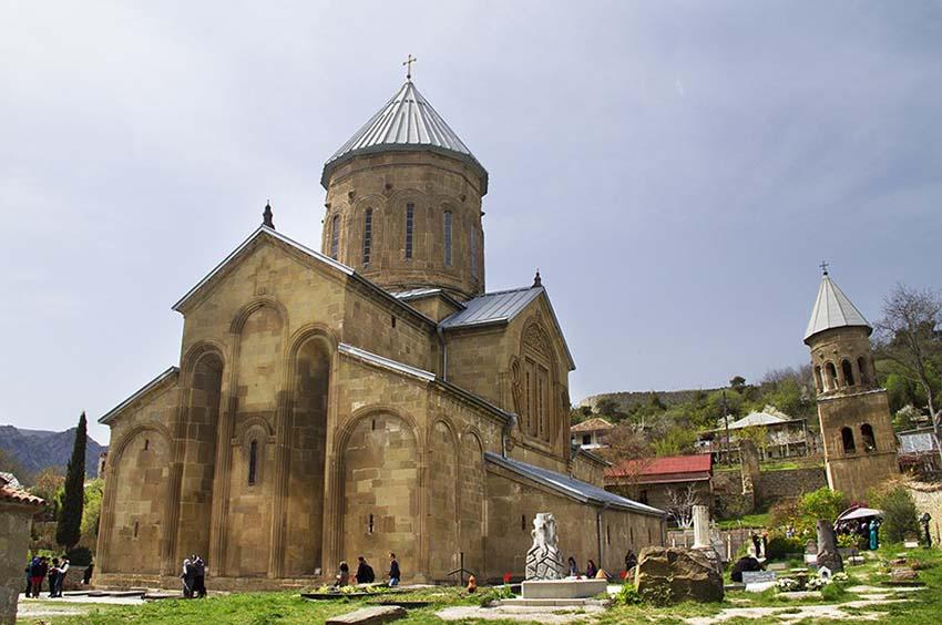 Armazi Fortress Georgia