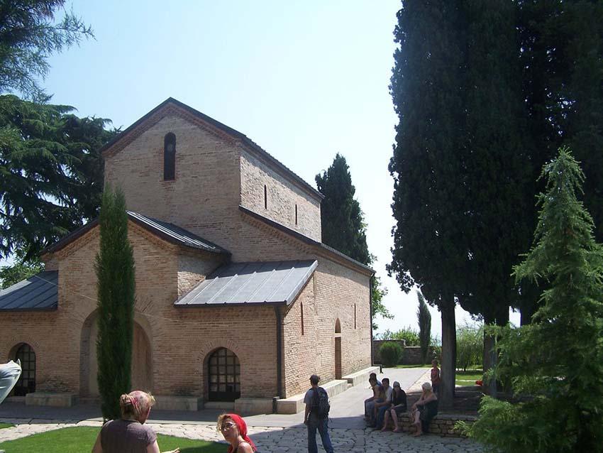 Bodbe Monastery Georiga