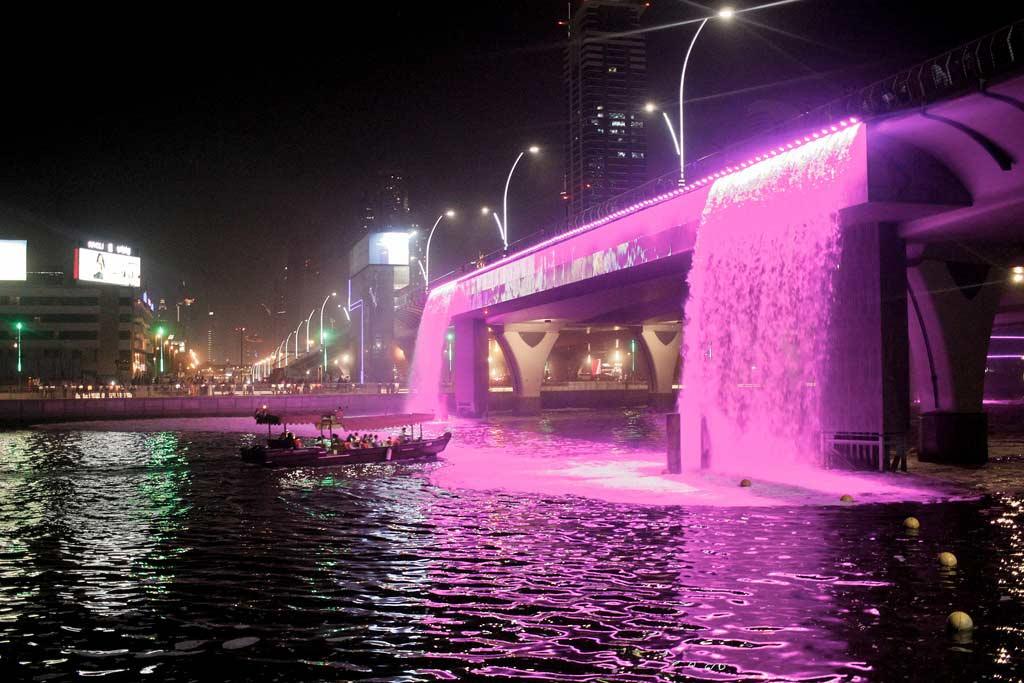 Dubai Water Canal Cruise
