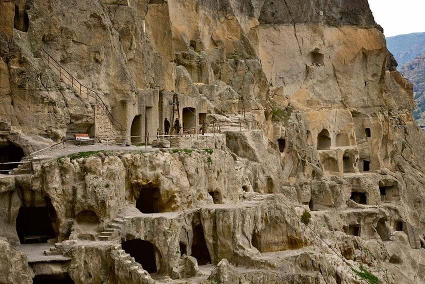 Vardzia Monastery
