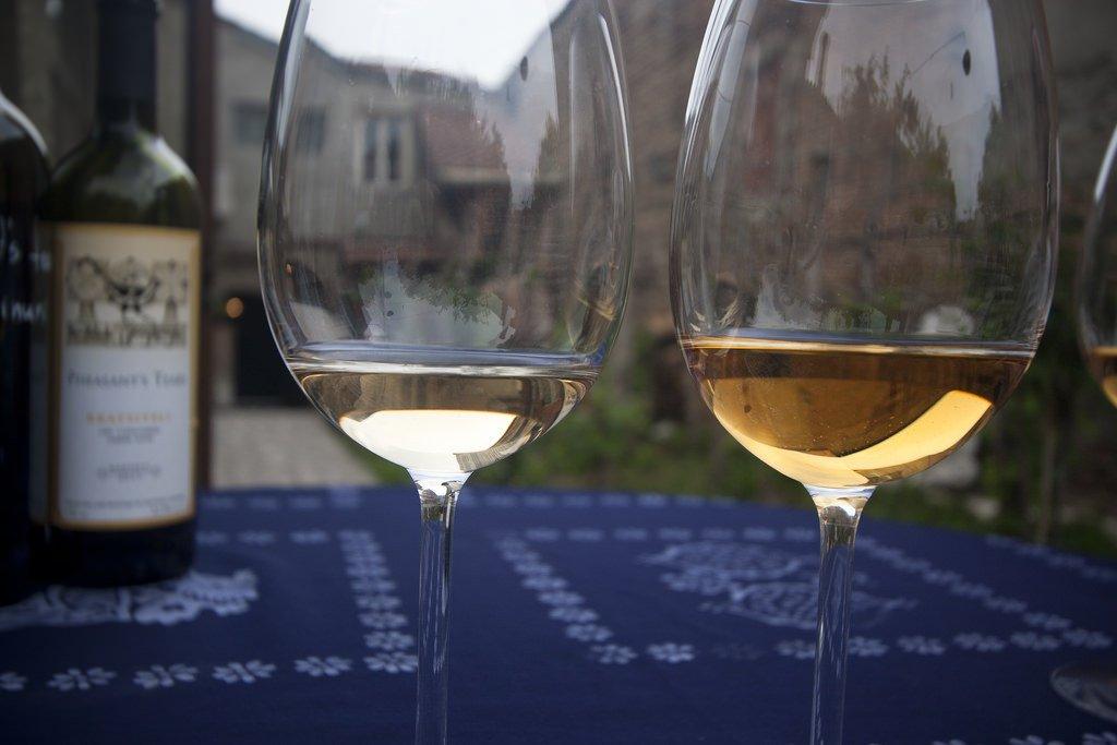 sighnaghi wine in Georgia